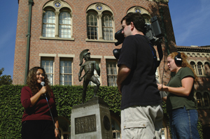 TV Turns 10: Trojan Vision Celebrates A Decade Of Service