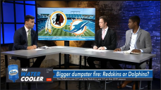 The Water Cooler – Redskins or Dolphins?