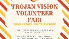 Trojan Vision Volunteer Fair