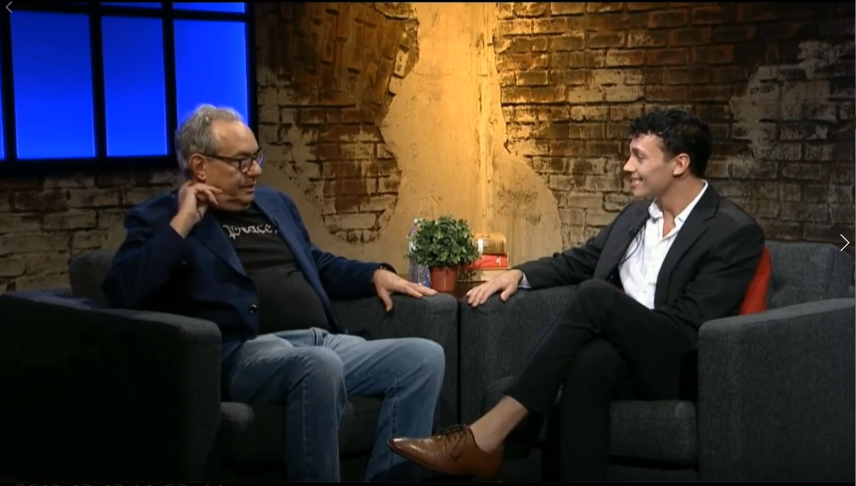 The Morning Brew – Lewis Black Interview