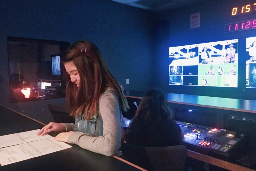 USC's Official Campus Television Station, Trojan Vision, Partners with the Cinema School to Create Real-World Industry Connections